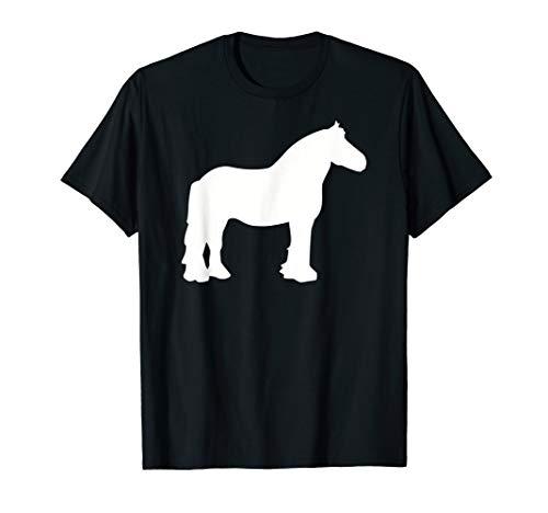 Kaltblut Pferd T-Shirt