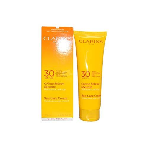 Clarins - SUN crème solaire peaux sensibles SPF30 125 ml