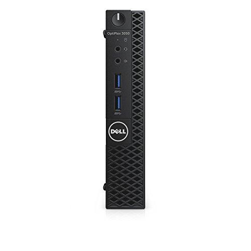 Dell Optiplex 3050 MFF Micro, Flash Hard Drive Intel 2700 MHz B250 HD Graphics 630 (Renewed)