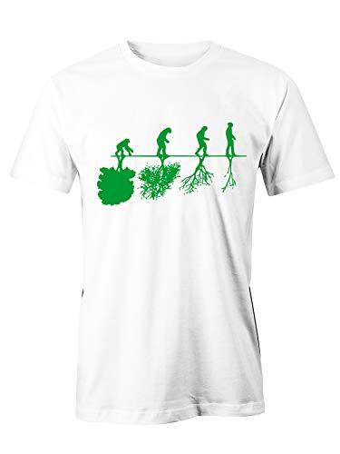 Puzzletee Tshirt Evoluzione Natura - manifestazioni - ecologia e Ambiente
