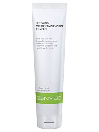 ZENMED Renewing MicroDermabrasion Complex - 4 oz. 100% Vegetarian Formula...