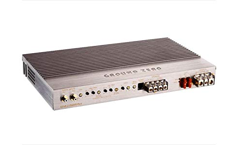 Ground Zero GZUA 2.250SQ-PLUS Amplificateur 2 canaux