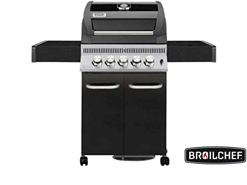 BroilChef BC-430BBST Paramount T Black, 3 2 Br.