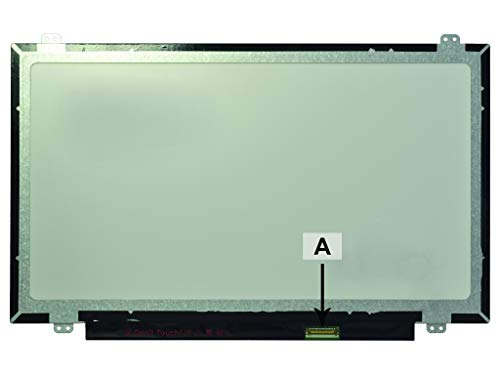 HP 14.0 FHD SVA AntiGlare Display Panel 1920 x 1080, 923850-001 (Display Panel 1920 x 1080 Max Resolution - Slim)