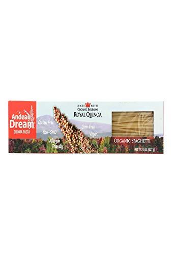 Andean Dream Organic Spaghetti Quinoa Pasta, 8 oz