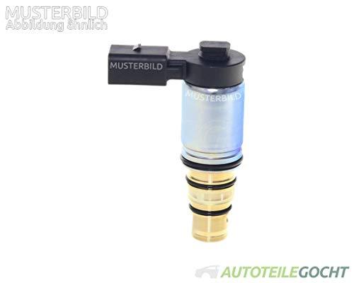 Regelventil Klimakompressor für OPEL ASTRA H A04 04-15 von Autoteile Gocht