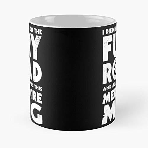 Imperator Rictus Road Max Mad Fury Joe Furiosa Immortan Rig War Warboys Best 11 oz Kaffeebecher - Nespresso Tassen Kaffee Motive