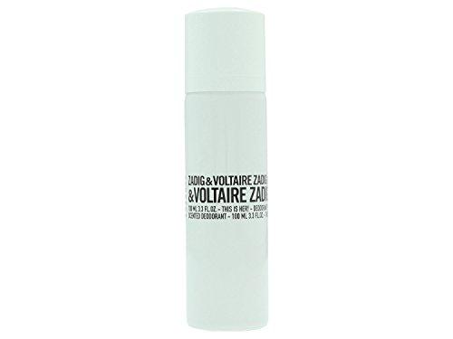Zadig & Voltaire questo è il suo profumo deodorante spray