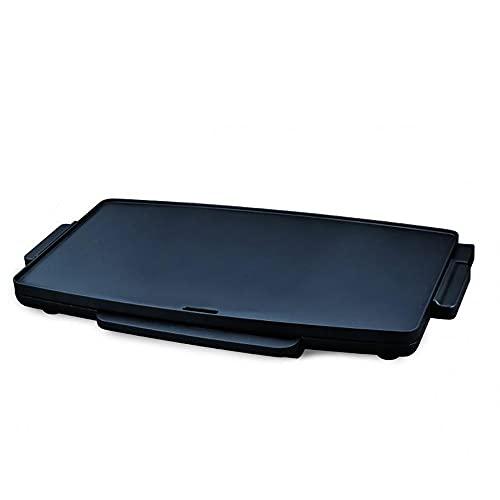 ELCO ELCO77 Plancha Asar Grill 2,400 W, Negro