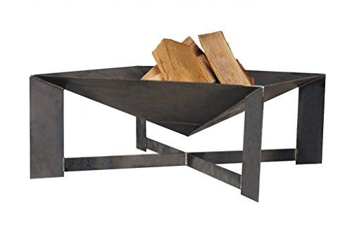 FARMCOOK Feuerschale PAN 34 Stahl unbehandelt Terrassenfeuer
