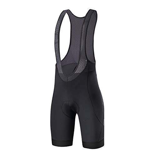 2019 CHEJI Polar Men/'s Cycling Spandex Bib Shorts 3D Padded Bike Bibs Size S-3XL