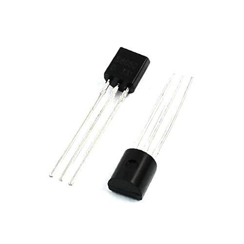 X-DREE 2PCS S8050 D331 40V 0,5A 625mW NPN-Transistoren TO-92 (f7c90f675d185267901f15cb1895cf92)