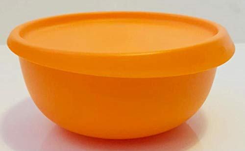 Tupper Tupperware Natura - Cuenco para mezclar (550 ml), color naranja