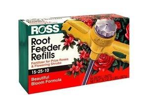 Ross Rose & Flowering Shrub Root Feeder Refills 54-pack 14410