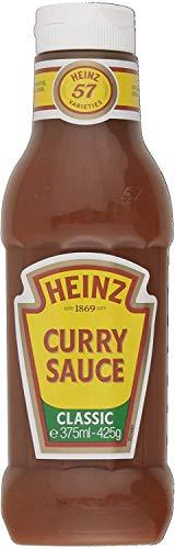Heinz 375ml Salsa De Curry (Paquete de 2)