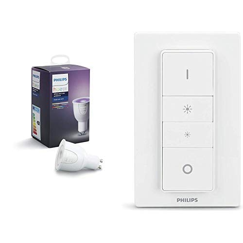 Kit Hue White and Color Ambiance GU10