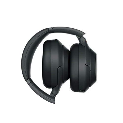 Sony WH-1000XM3 Casque Bluetooth à réduction de bruit sans Fil Alexa et Google Assistant intégrés - Noir