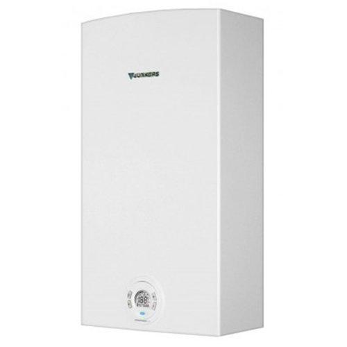 Junkers hydropower plus - Calentador agua termostato wtd18kg 8l/m gas natural clase de eficiencia energeti
