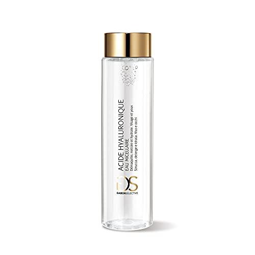 Gabor - Agua micelar Strucca limpia e hidrata, 250 ml, ácido hialurónico