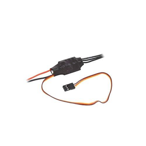 EMX-SC-0098 RC accessories: ESC BLHELI 7.4-14.8VDC 42x20mm 11g Ioper: 12A EMAX