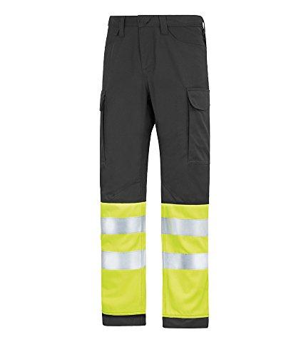 Alexandra Herren Service Hose Snickers STC-NM241BK-36T 6900, uni, Tall, 65% Polyester/35% Baumwolle, Größe 36, schwarz