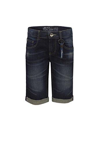 Lemmi Jungen Shorts Bermudas Jeans Boys MID 1880338013, Gr. 152, Blau (Blue/Black Denim/Blue 0011)