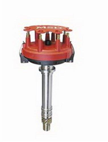 MSD 84697 Billet Crank Trigger Distributor