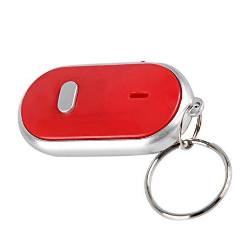 Localizador de llaves, Buscador de llaves, Buscador de llaves perdidas anti-perdidas, para carteras de llaves(red)