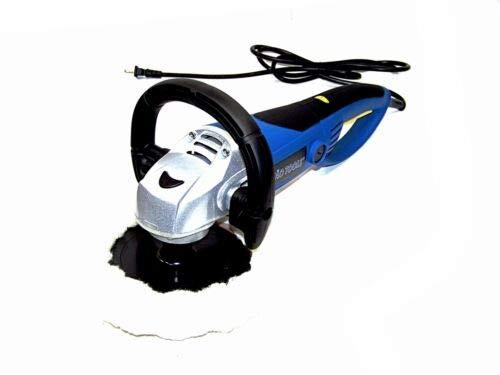"(Best tools) 7"" Variable 6-Speed Electric Car Polisher Buffer Sander w Bonnet Pad 1400w HD"