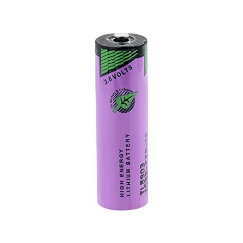 HTRN Batería De 3.6v 2400mah AA Tl-5903, para Celda De Repuesto De Iones De Litio De Medidores