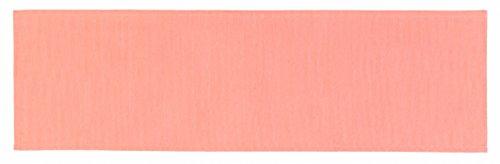 Esprit Home Needlestripe Tischläufer, Stoff, Peach, 38 x 38 cm
