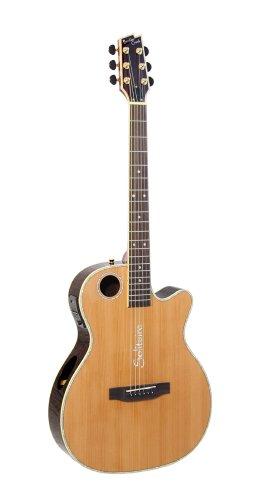Boulder Creek ECRM4-N Vollkorpus Gitarre mit Suspended Bracing System