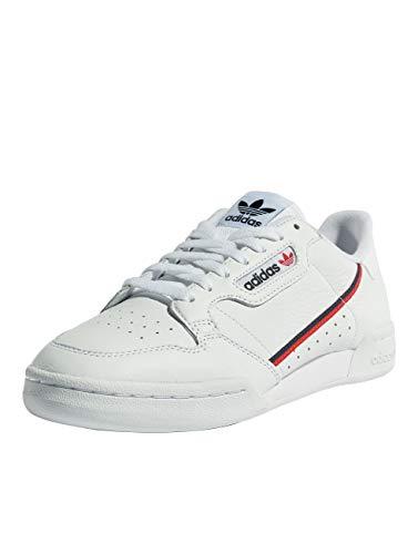 Adidas Continental 80 Hombre Zapatillas Blanco 44 2/3 EU