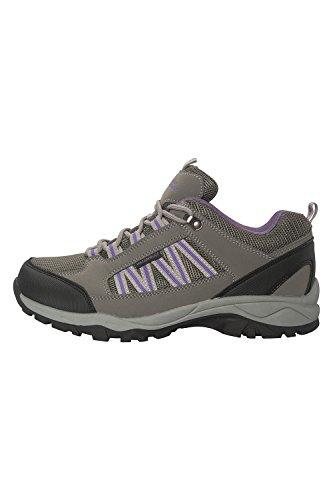 Mountain Warehouse Path Waterproof Womens Shoe Gris Oscuro Talla Zapatos Mujer 39 EU