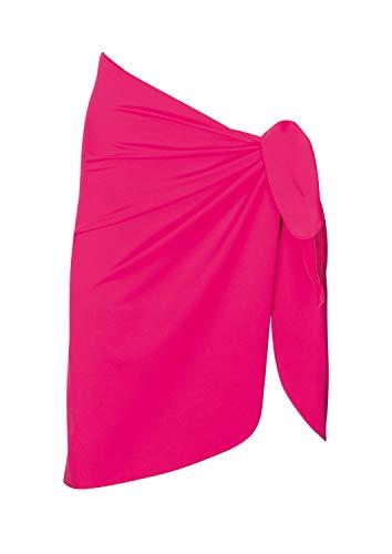 Sunmarin Pareo Basic Farbe pink, Größe 40