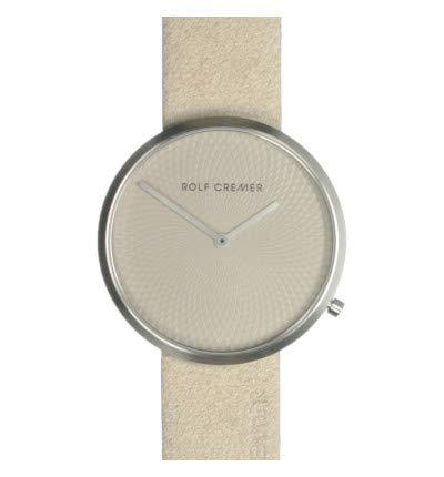 Rolf Cremer Slim 42 503618 Unisex Armbanduhr Beige