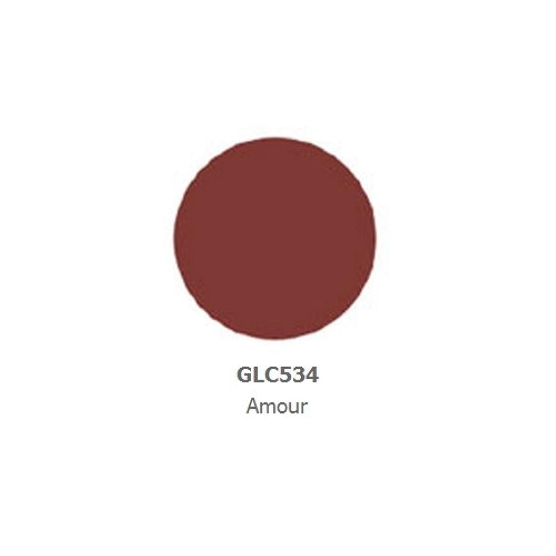 廃棄するジャングルカタログ(6 Pack) LA GIRL Luxury Creme Lip Color - Amour (並行輸入品)