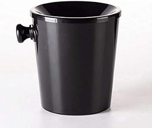 WJCCY Creative Black Wine Barrel Round Bombing free shipping Ice Plastic Binaural Buck 55% OFF