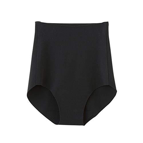 [グンゼ] ショーツ キレイラボ・完全無縫製・綿混 KL2070 レディース ブラック 日本 3L (日本サイズ3L相当)