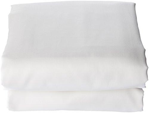 ESSIX Drap de lit, Satin de Coton, Pannacotta/Galet, 240x300 cm