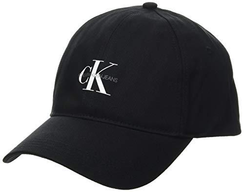 Calvin Klein Jeans Herren Cap 2990 Verschluss, Schwarz, Einheitsgröße