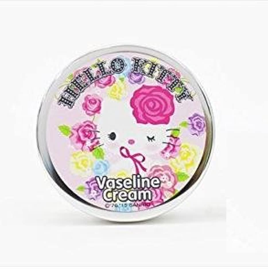 いつシティ図Hello Kitty x Vaseline cream 65g/ハローキティ × ワセリン クリーム 65g