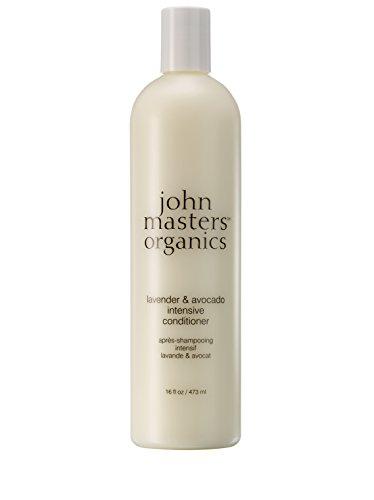 John Masters Organics lavanda y aguacate acondicionador intensivo, enjuague, 473 ml