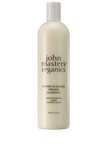 John Masters Organics Conditioner for Dry Hair with Lavender & Avocado, 1er Pack (1 x 473 ml)