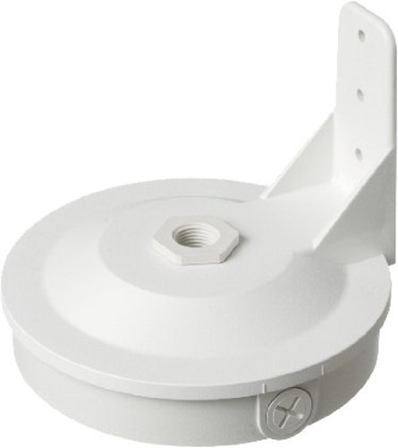 Arlington 8161BR Weatherproof Box with built-in bracket, White, 1-Pack