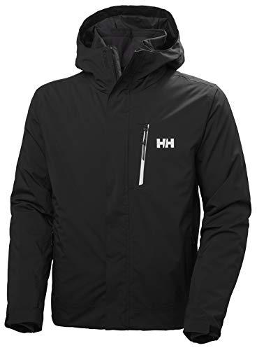 Helly Hansen Bonanza Jacket Chaqueta Con Doble Capa, Hombre, Black, M