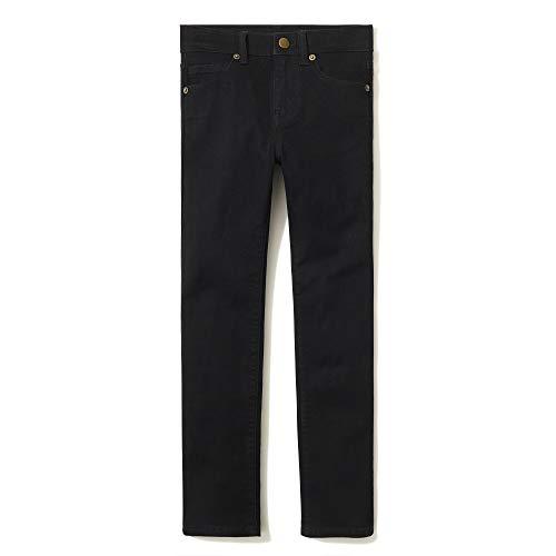 LOOK by Crewcuts Jungen Slim Fit jeans, Schwarz(schwarz), X-Large (12)