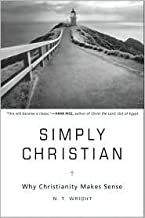 Simply Christian 1st (first) edition Text Only