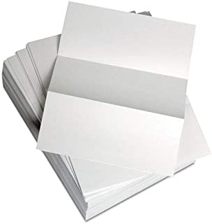 Domtar 851332 Custom Cut Sheets Microperf Every 3-2/3