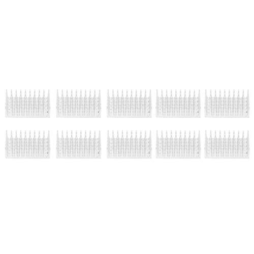 Kühler, 23 * 35 * 10MM 6063-T5 Aluminium-Mehrfachkühlkörper, P23 * 35 * 10 für Power Board Mos-Modul